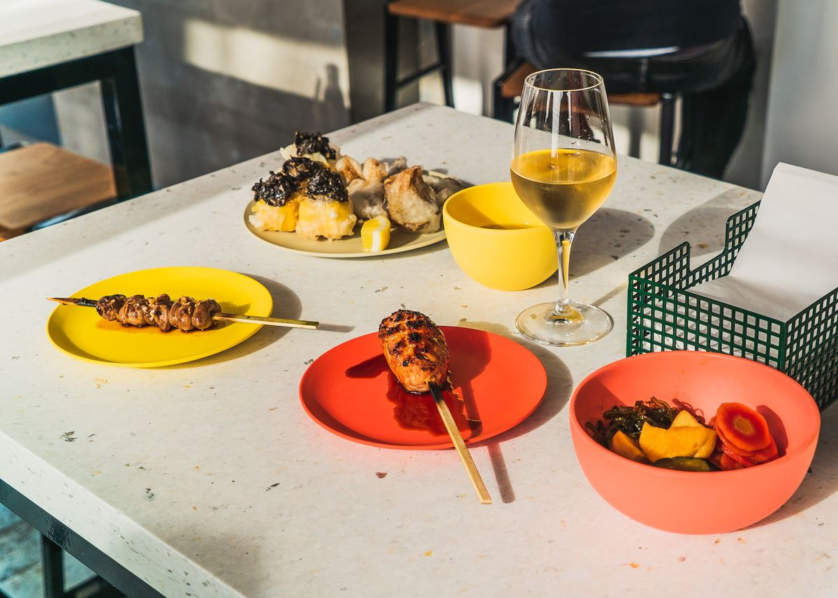 London's best new and hottest restaurants in March 2019: Peg restaurant and wine bar on Morning Lane, Clapton, east London