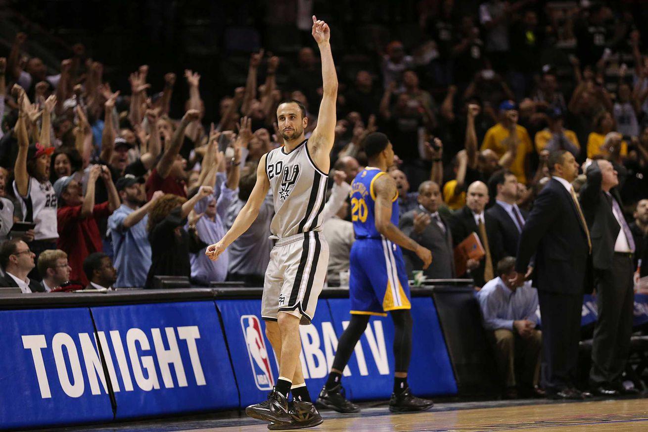 The Spurs greatest playoff plays: Round 1, Bracket 2