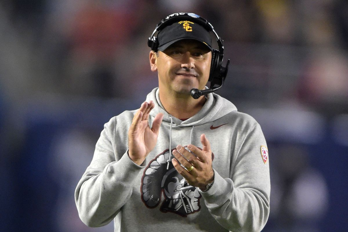 Quite the up and down year for first-year coach Steve Sarkisian.
