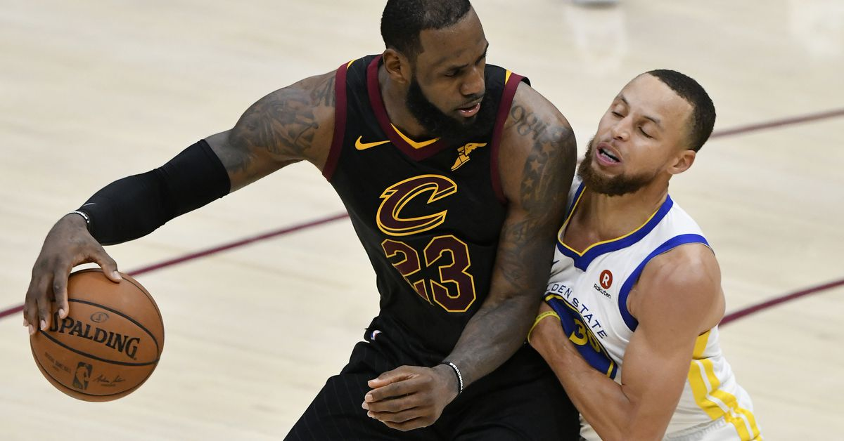 NBA Finals, Game 4 - Cavs vs. Warriors - Dawgs By Nature