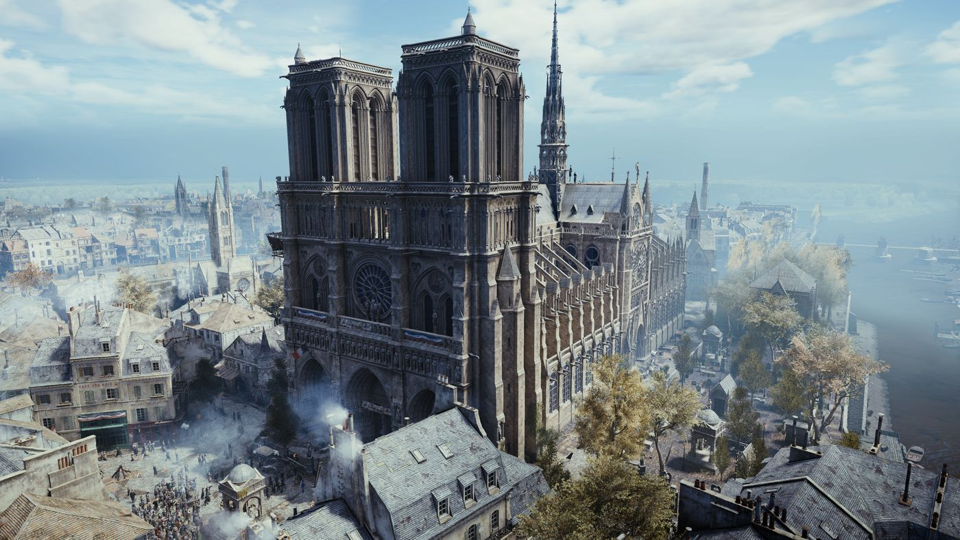 Building a better Paris in Assassin's Creed Unity - The Verge
