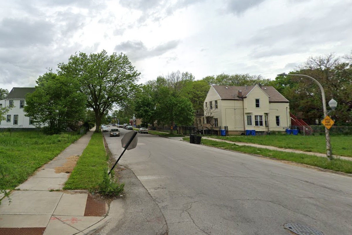 A teen boy was wounded in a shooting in Englewood.