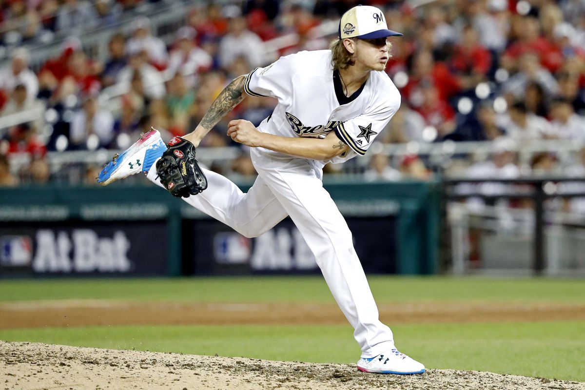 e6c4504ff Josh Hader tweets surface during All-Star Game