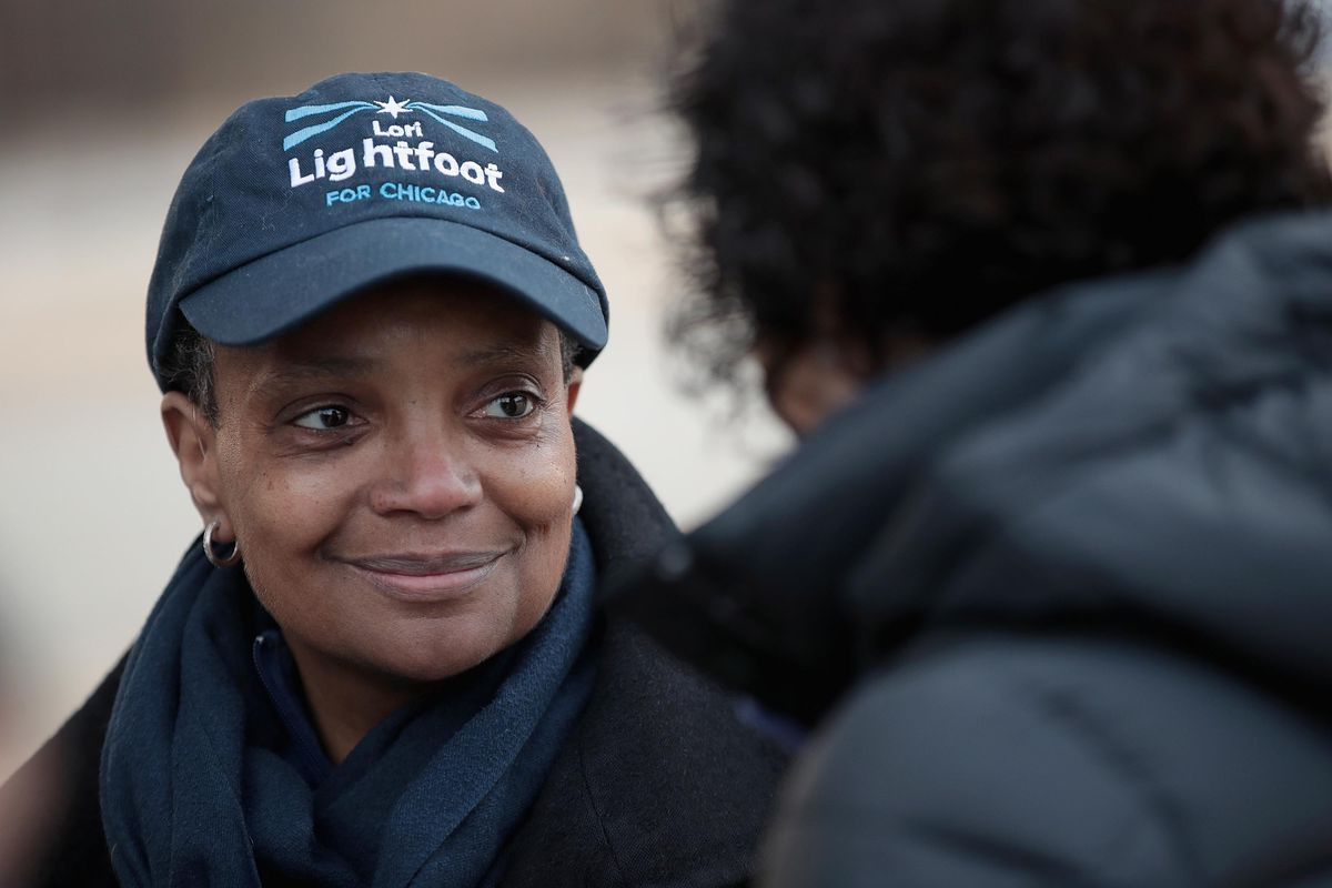 Lori Lightfoot, who will be Chicago's first black female mayor, spoke often about public education on the campaign trail. Now that she has been elected, what should she know about your school? Chalkbeat is asking in a brief survey.