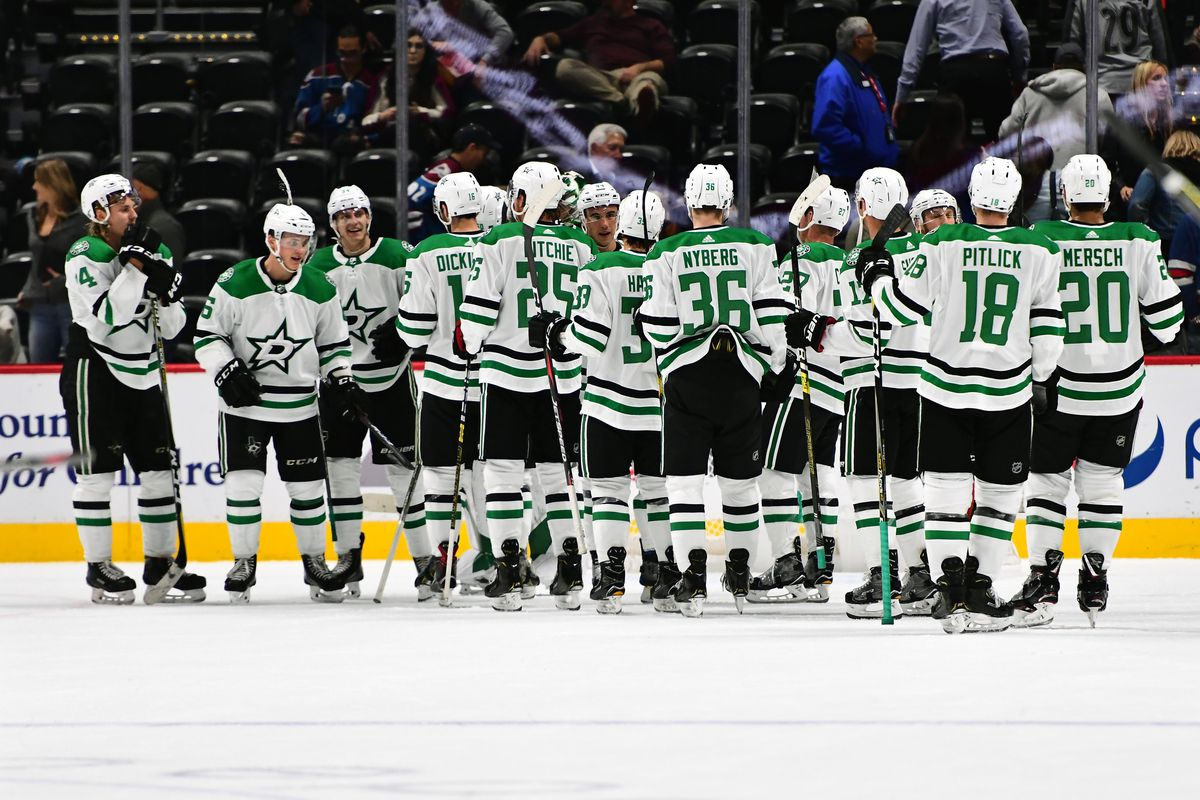 Dallas Stars Season Predictions - Defending Big D b49ba8028
