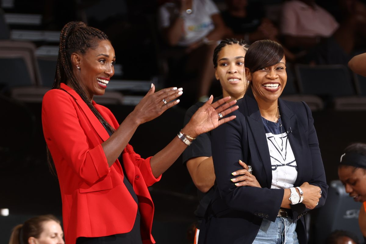 AT&T WNBA All-Star Game 2021