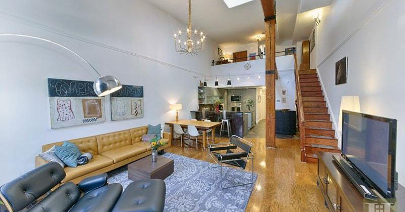Live In A Lovely Converted Carroll Gardens Jute Warehouse For Curbed Ny
