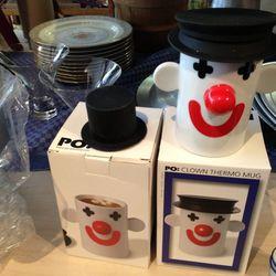 Po mug with top hat (originally $23, now $11.50)