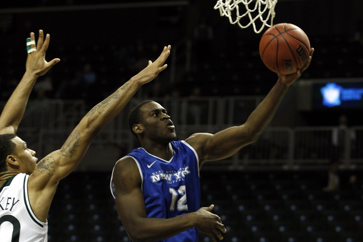 Javon McCrea and the Bulls look for success on the road against woeful Ball State