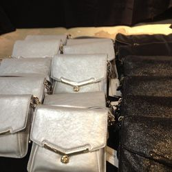 Valentina clutches for $50