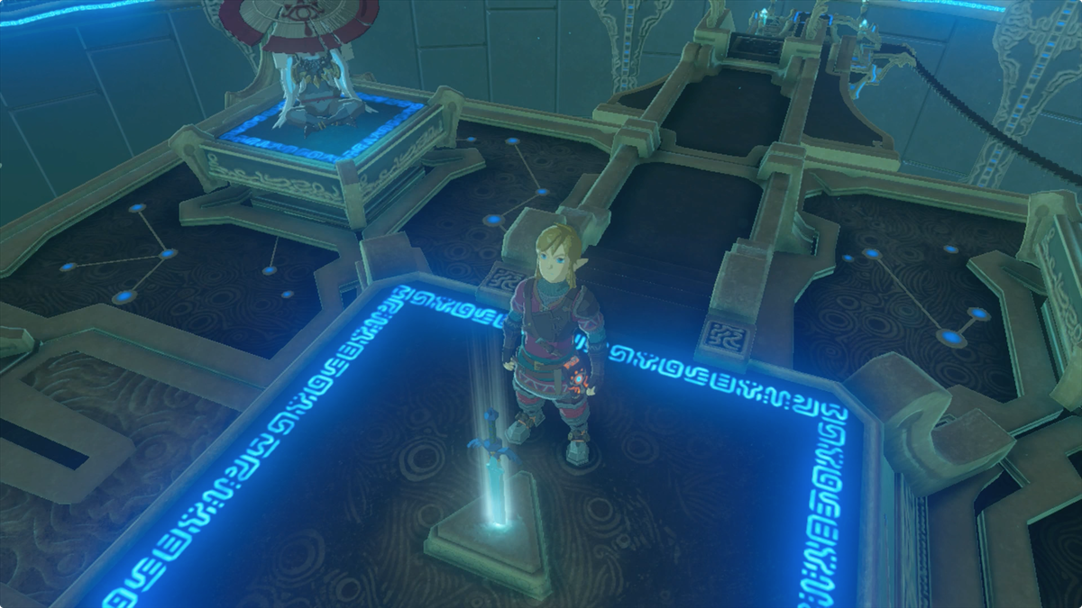 f8c155439dfa Zelda Breath of the Wild guide  How to beat Trial of the Sword s Final  Trials