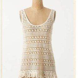 """<a href=""""http://www.anthropologie.com/anthro/product/shopsale-tops/24460131.jsp"""">Dicot Macrame Tank</a> $19.95 was $58"""