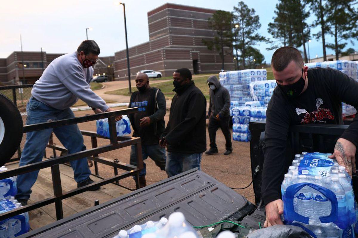 Jackson, Mississippi water crisis