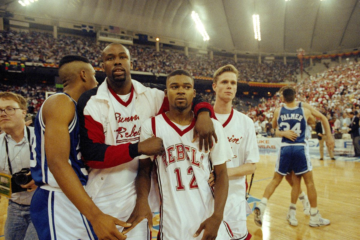 25 Years Later UNLV Players Still Feel The Heartbreak Of Losing To Duke