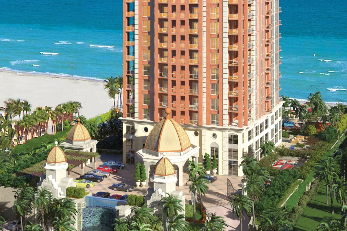 3 Residences In Mansions At Acqualina Close Within Weeks