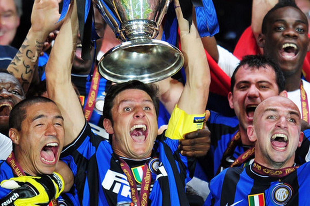 Inter Treble 2010. Mission: Complete