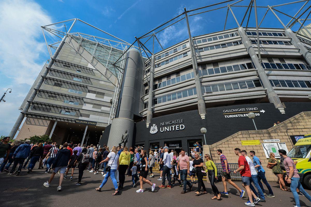 Newcastle v Saint-Etienne - Pre-Season Friendly