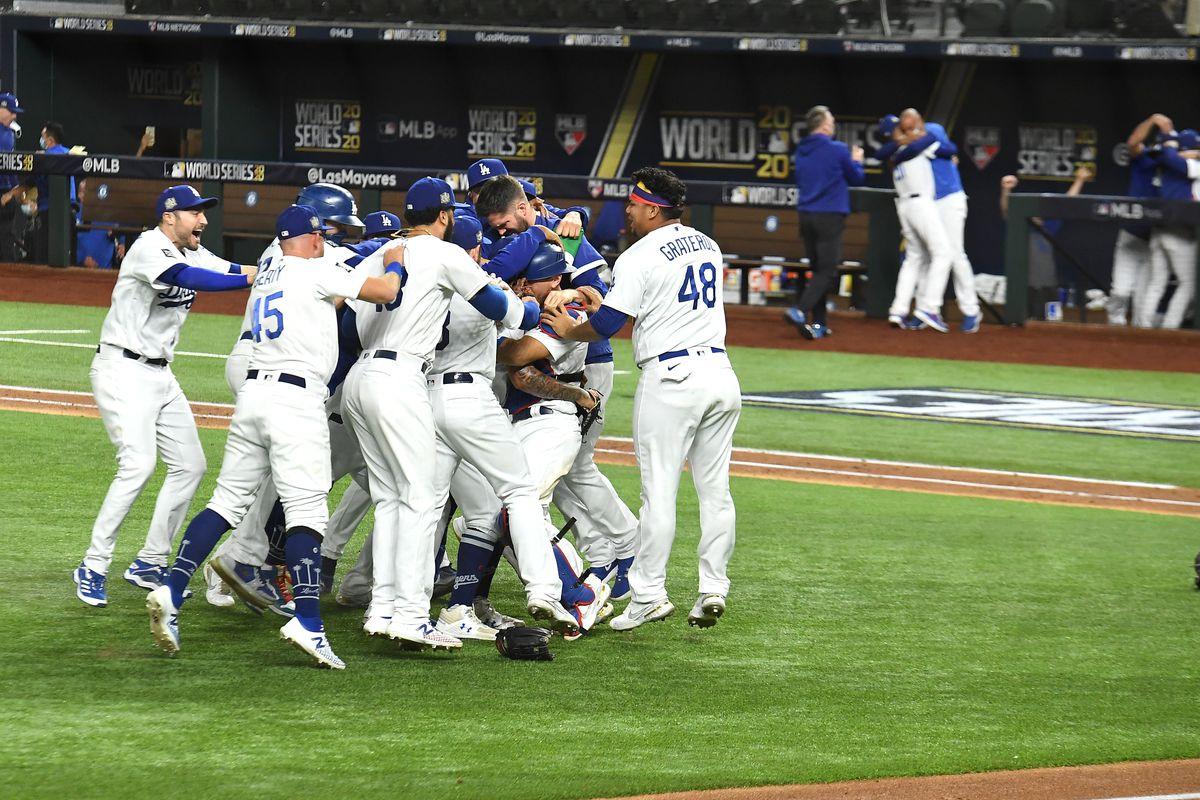 Dodgers Rays Series
