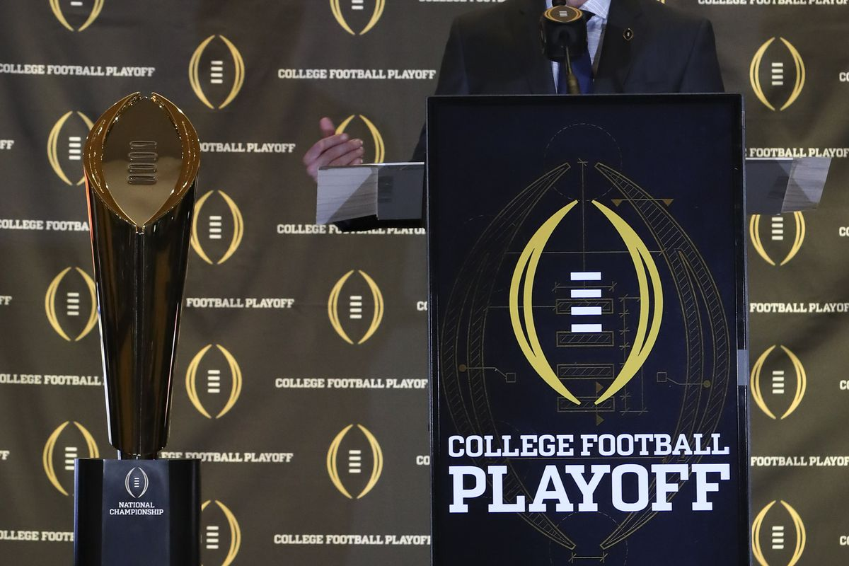 Opinion The Problem With The College Football Playoff Building