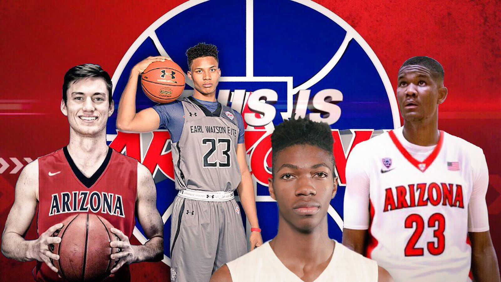 Arizona basketball recruiting: Wildcats sign DeAndre Ayton, Ira ...