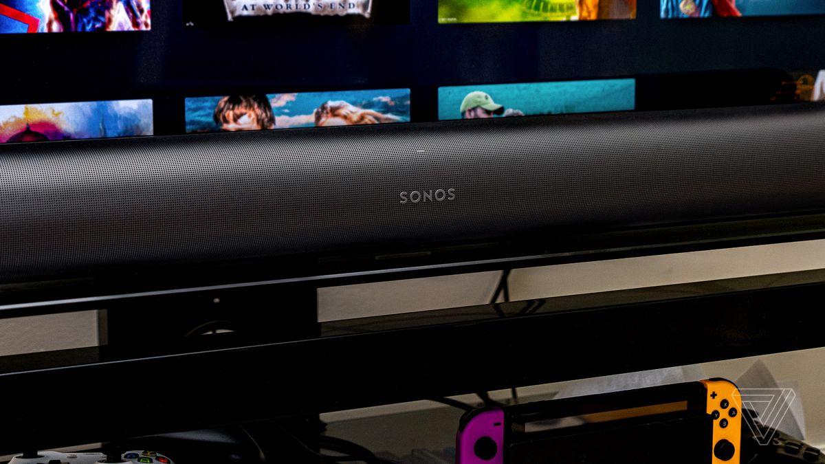 Sonos Arc Soundbar Review Excellent Atmos Surround Sound The Verge