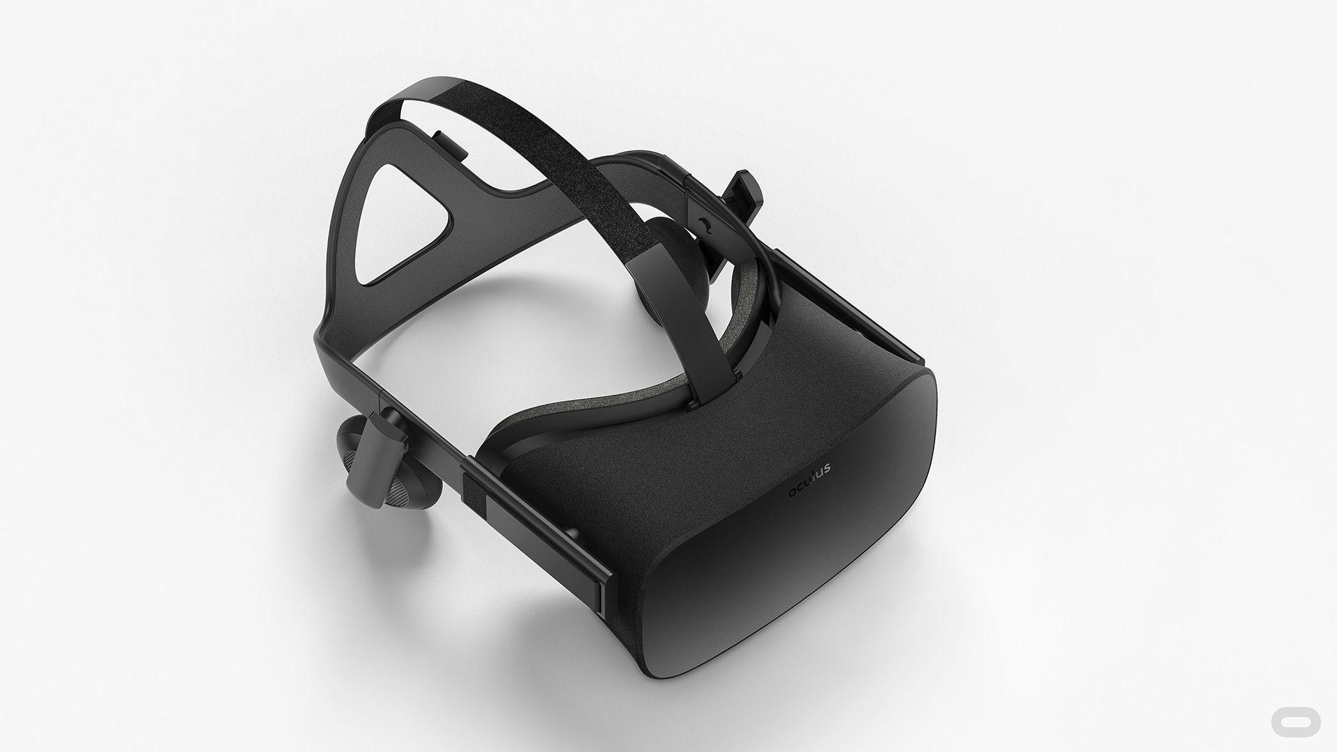 Oculus Rift retail product photo (angle) 1920