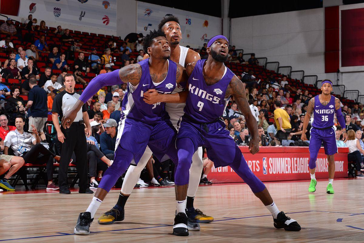 2019 Las Vegas Summer League - Sacramento Kings v Houston Rockets