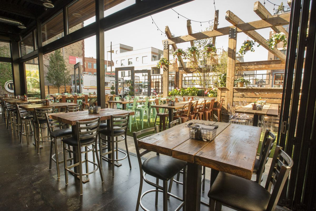 New Restaurant On W Dallas