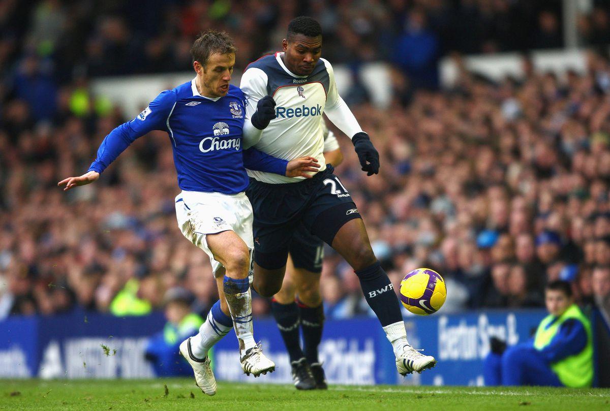 Everton v Bolton Wanderers - Premier League