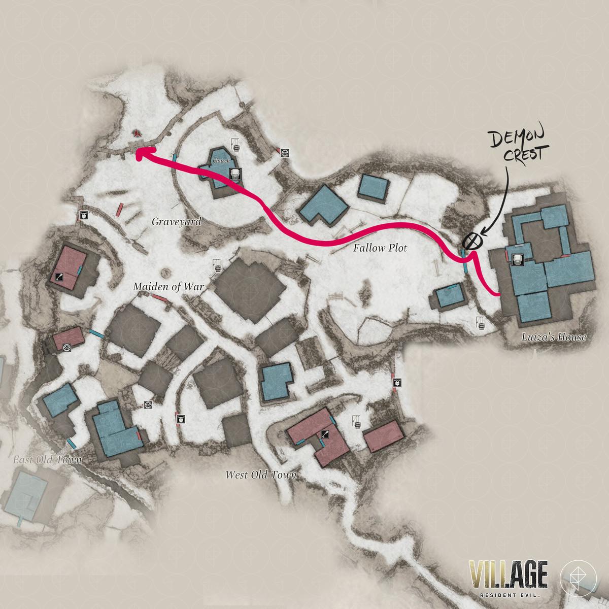 Resident Evil Village walkthrough part 2: Open the castle gate