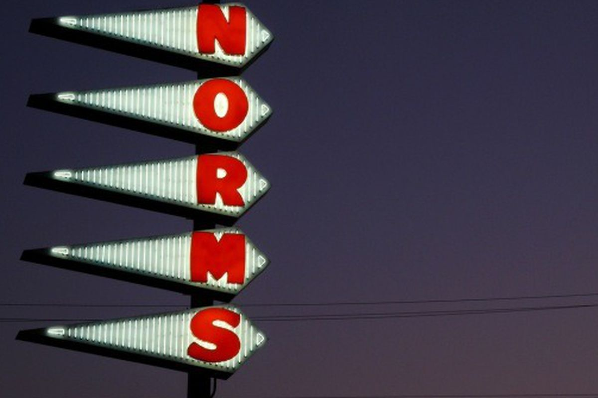 Norms, West Hollywood.