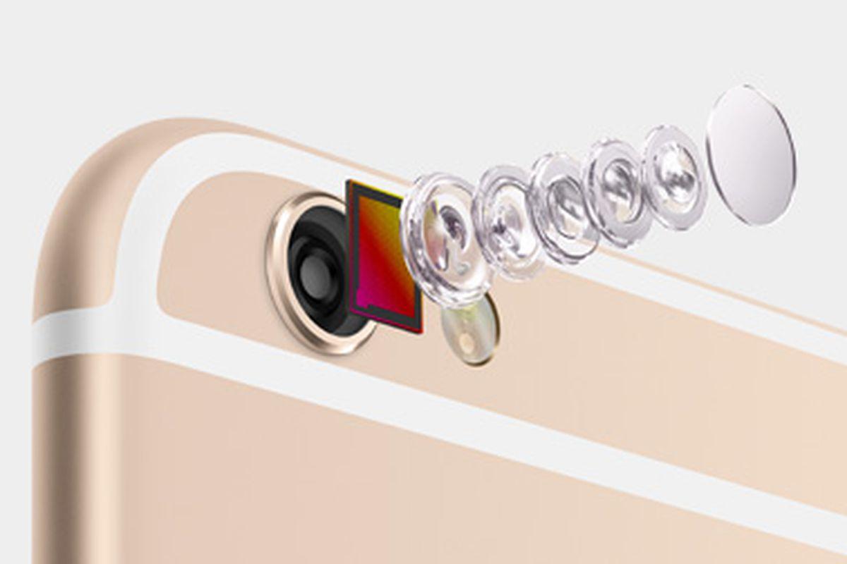 Iphone 6 And 6 Plus Cameras Feature New Sensor Faster Autofocus