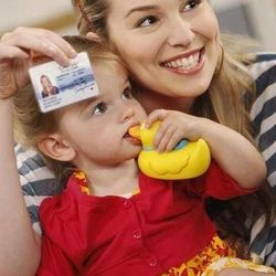 """Bridgit Mendler plays Teddy Duncan in the show, a high schooler who is """"funny, confident and charming,"""" according to Disney Channel.com. Mia Talerico plays Charlotte """"Charlie"""" Duncan."""