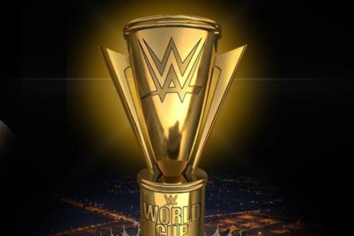 Image result for WWE World Cup at Crown Jewel