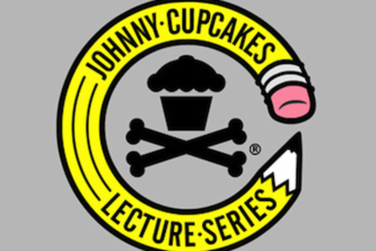 """Image via <a href=""""http://shop.johnnycupcakes.com/lectures/"""">Johnny Cupcakes</a>"""