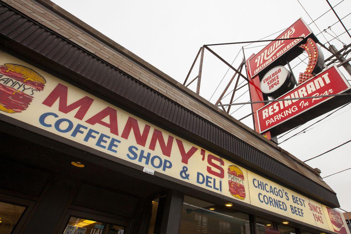 Manny's Coffee Shop & Deli