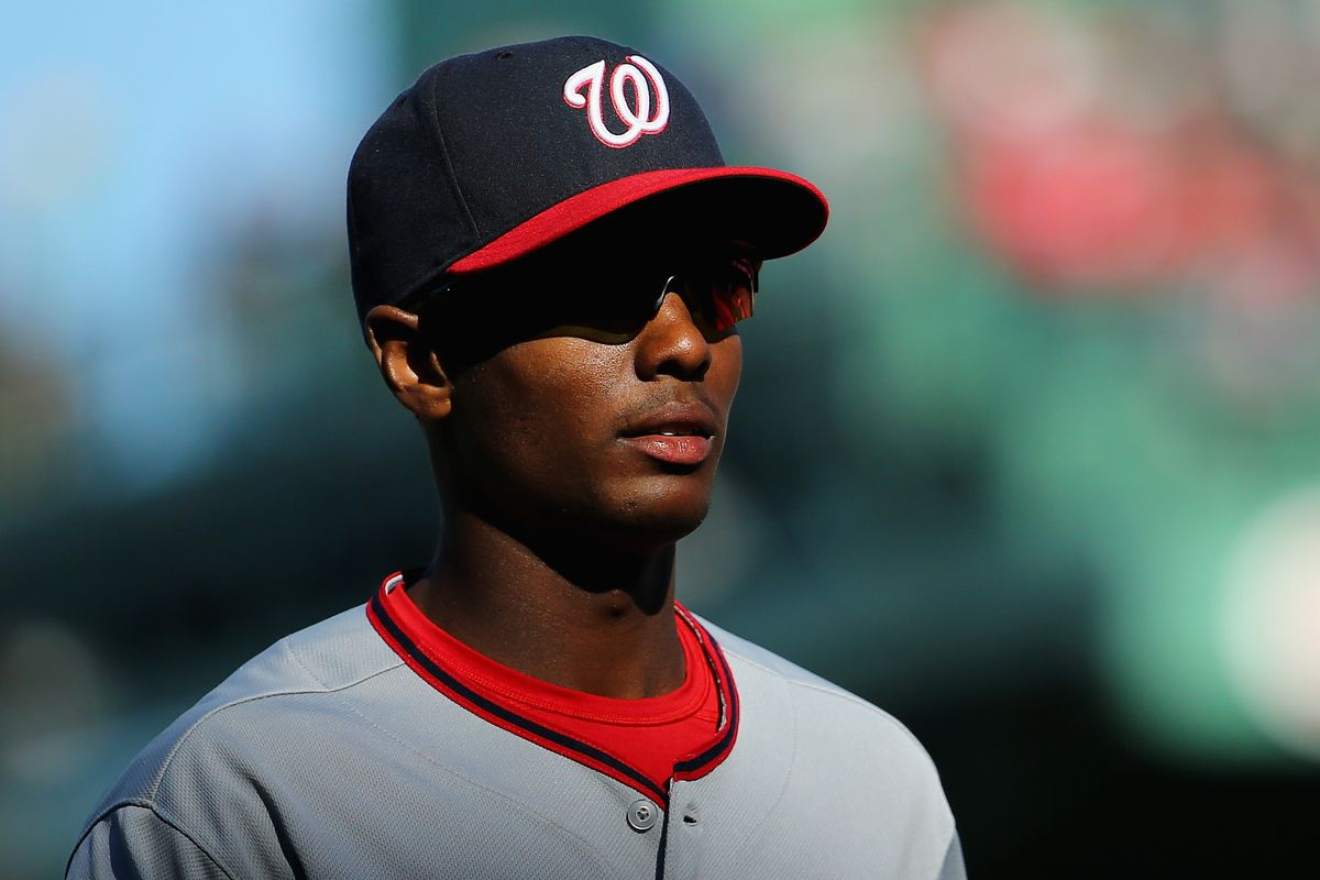 The Nats recalled Michael A. Taylor on Wednesday. Will they give him enough playing time to avoid stagnating his development?