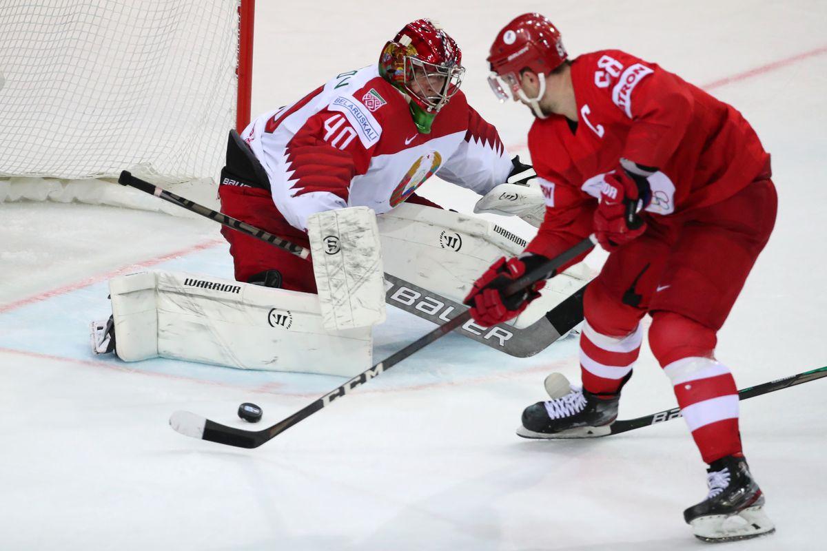 2021 IIHF World Championship, Group A: Russia 6 - 0 Belarus
