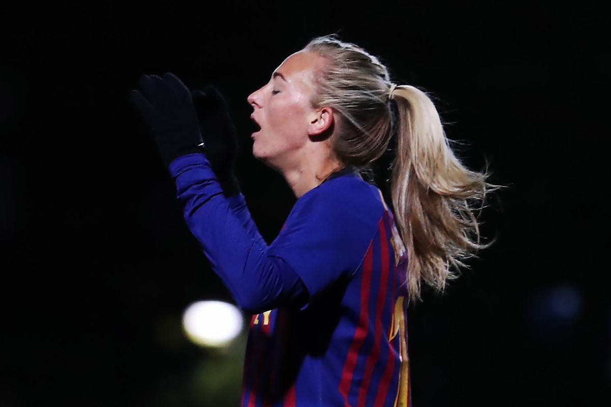 Glasgow City v Barcelona - UEFA Women's Champions League Round of 16 2nd Leg