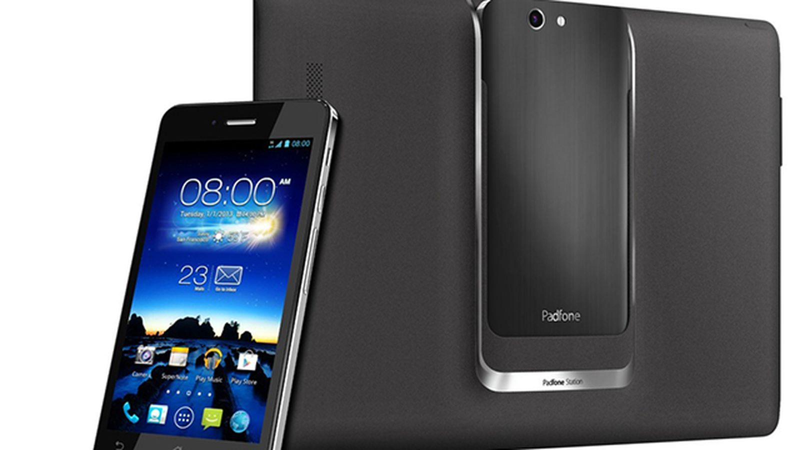 Asus announces 5-inch 1080p PadFone Infinity