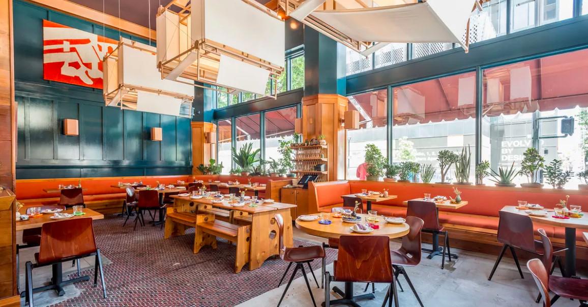 The Exchange Restaurant Downtown La