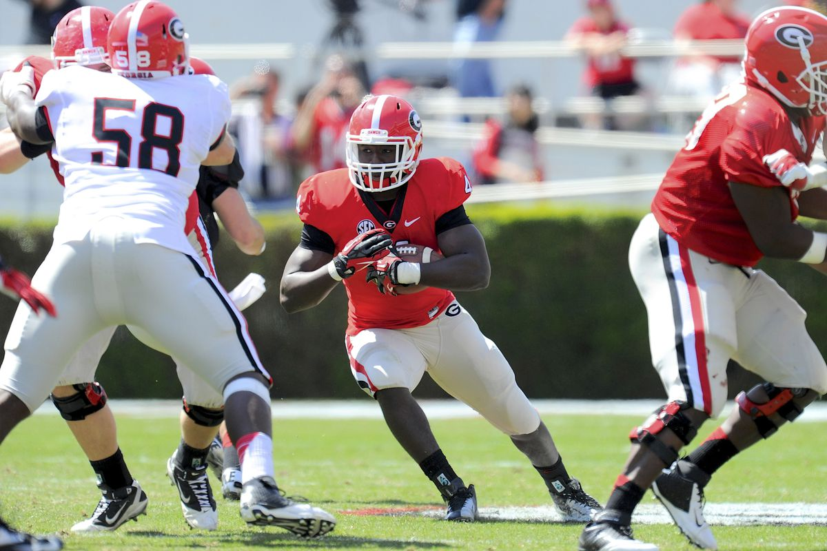 I'm looking forward to seeing this kind of thing from Sony Michel in the future.