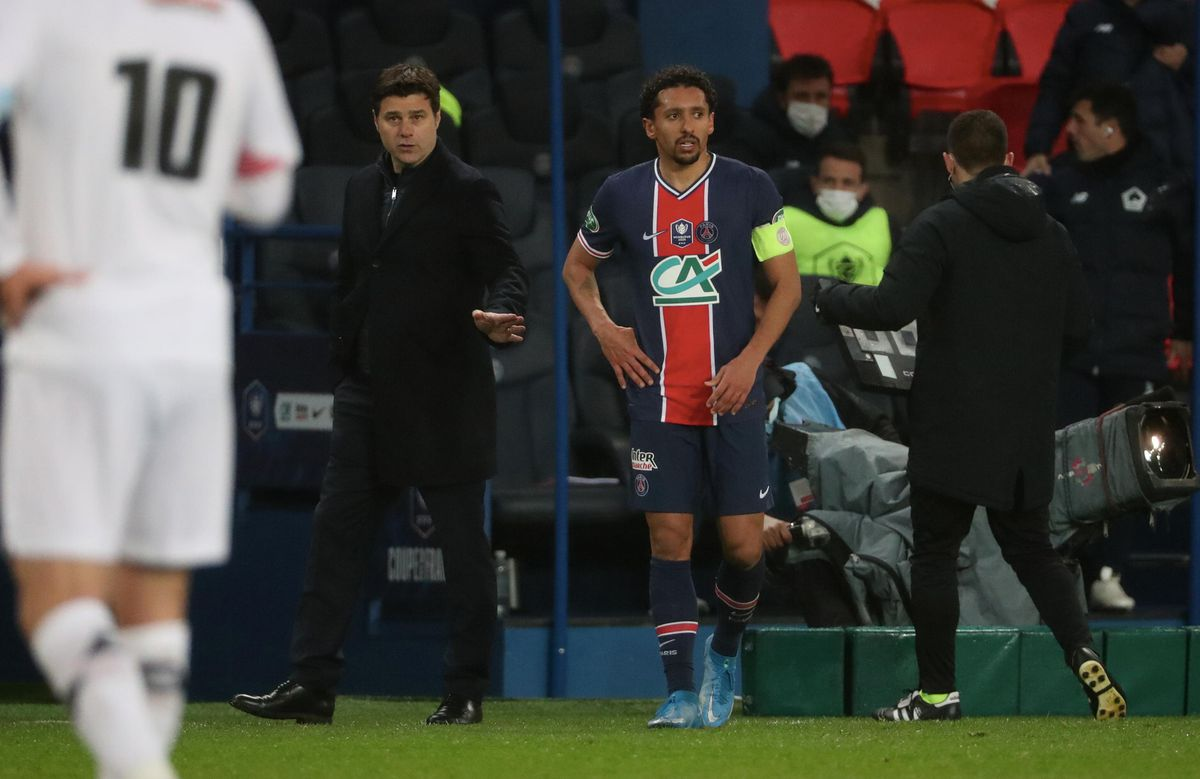 Paris Saint-Germain v Lille OSC - French Cup