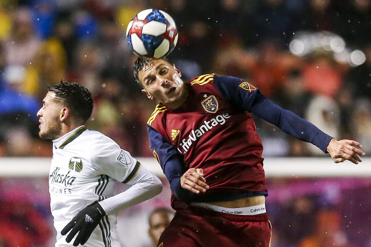 RSL advances in playoffs with 2-1 victory over Portland