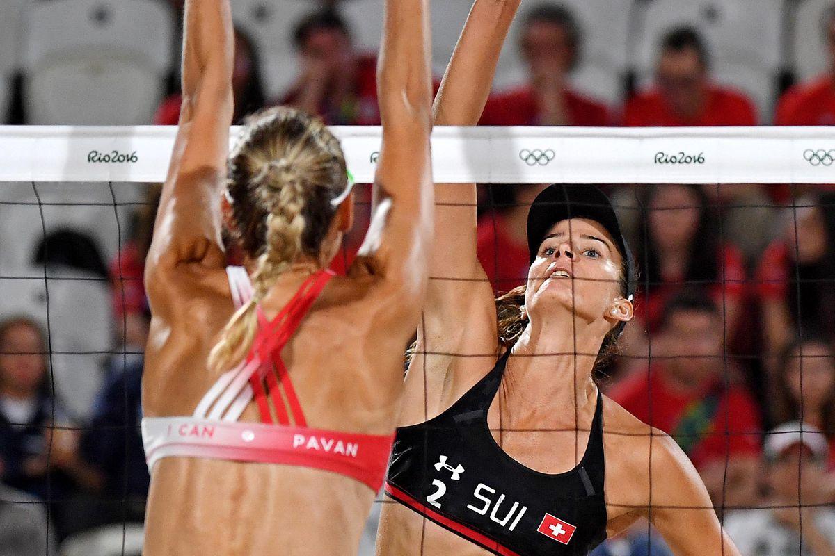 Olympics: Beach Volleyball