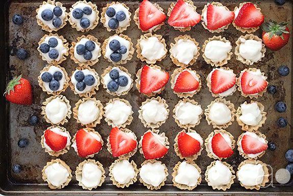 fruit tart flag