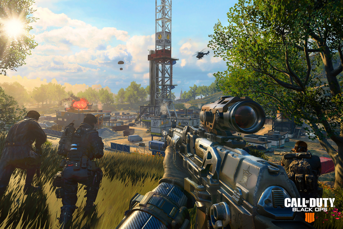Call of Duty: Black Ops 4 Oct  30 Blackout change list - Polygon