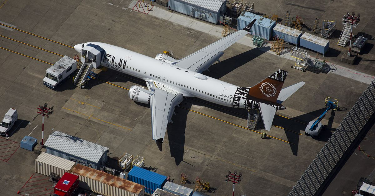 Boeing resumes production of its troubled 737 Max airplane