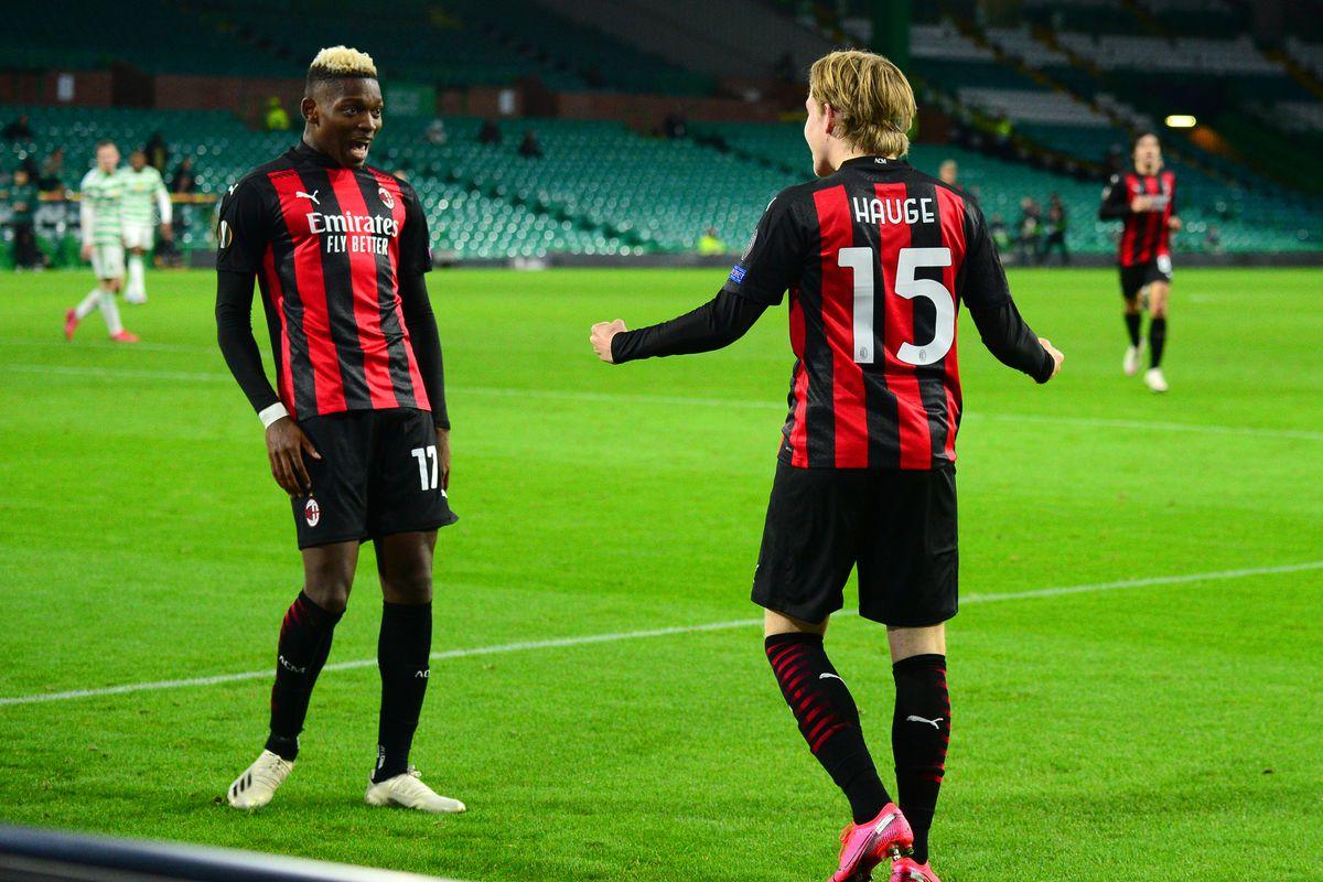 Acmilan Player Ratings Milan 3 1 Celtic The Ac Milan Offside