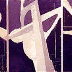 """Crucifixion Triptych"" by Wayne Kent Madsen"